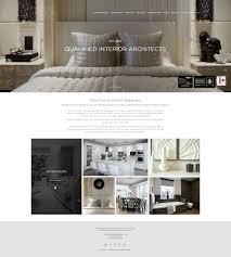 phoenix interior design website by doublard design web design