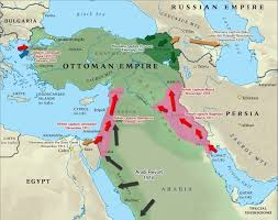 New Ottoman Empire Was The Ottoman Empire An Ally Of Germany During Wwi Did The War