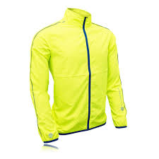 luminous cycling jacket running jackets u0026 gilets sportsshoes com