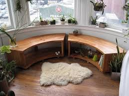 diy curved bench curved bay window bench recycled douglas fir jeremiahcollection