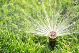 advice for installing a home irrigation or sprinkler system