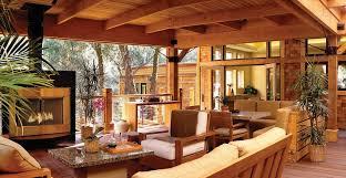 Outdoor Enclosed Rooms - resort calistoga ranch ca booking com