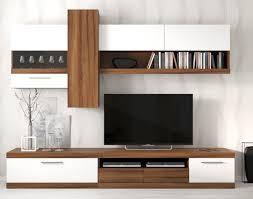 Wohnzimmer Nussbaum Wohnwand Nussbaum Weiß Spektakuläre Auf Wohnzimmer Ideen Plus