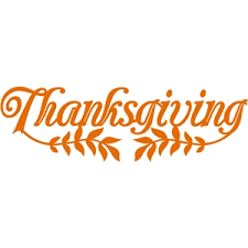 silhouette design store view design 13767 thanksgiving word