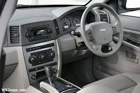 2007 jeep grand capacity jeep grand wk export models