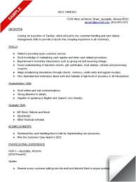 Resume Of Entrepreneur Customer Service Job Description Resume Resume Template And
