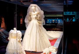 coming to america wedding dress princess diana s wedding dress continues to inspire u s fans
