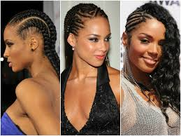 from colorful tresses bold cornrows why is u0027urban u0027 only u0027chic