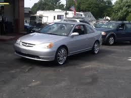 honda civic ex 2001 2001 honda civic ex 2dr coupe in lancaster pa lancaster auto