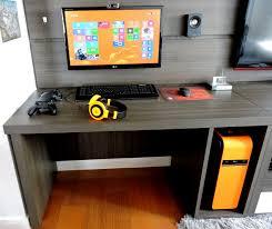 Awesome Gaming Desk by Foto Do Seu Cantinho 1280x720 Usar Apenas Jpg 2