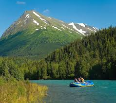 Alaska rivers images Alaska float trip alaska river rafting adventures on the kenai jpg