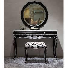 antique black vanity set bedroom vanities design ideas