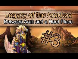 A Place Lore Legacy Of The Arakkoa 3 Between Arak And A Place Lore