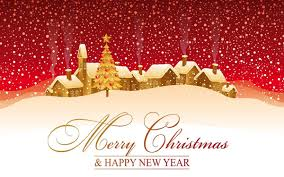 merry and happy new year 2016 greetings with image