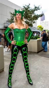 Enchantress Halloween Costume Enchantress Amora Asgard Cosplay Supervillainess Cosplays