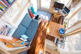 micro mobile homes this eco cabin might be the most liveable micro home yet curbed