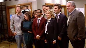 parks and recreation web exclusive the farewell season