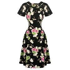 1940s dresses hell bunny freya 1940s dress dresses starlet vintage