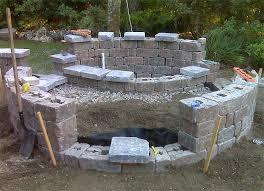 Firepit Brick Hardscape Package 4 Brick Paver Patio Pergola Firepit