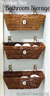 Towel Storage For Small Bathrooms by Bathroom Towel Storage Bathroom Ideas Pinterest Bathroom