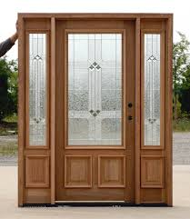 Front Doors With Glass Side Panels Home Design White Exterior Doors With Glass Black Door Oval