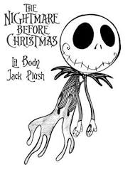 61 nightmare christmas images jack