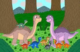 littlefoot show ali tinysauruses mcsaurus deviantart
