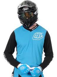 troy lee designs motocross gear troy lee designs blue 2015 hotrod gp mx jersey