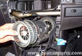 Heater Relay Location Bmw E60 5 Series Blower Motor U0026 Blower Motor Resistor Replacement