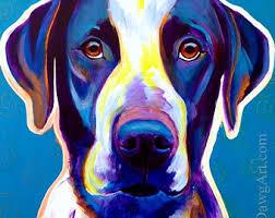 bluetick coonhound decals bluetick coonhound etsy