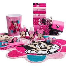 Walmart Baby Shower Decorations Minnie Mouse Decorative Bath Collection Bath Rug Walmart Com