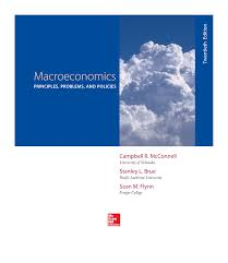 mcconnell macroeconomics principles problems and policies