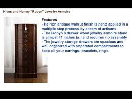 Hives And Honey Jewelry Armoire Hives And Honey