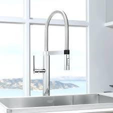 kitchen faucets single handle pull out spray kitchen faucet