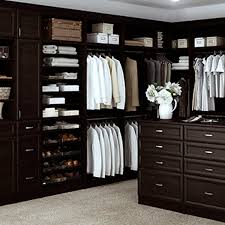 custom assembled closets by technik cabinetry system u003cbr u003eships in