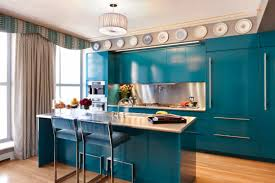 kitchen room design ideas fantastic blue kitchen island