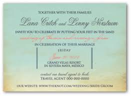 wedding invitation language destination wedding invitation wording etiquette and exles