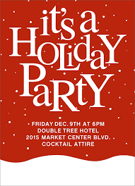 holiday party invitation theruntime com