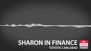 toyota credit bank sharon in finance radio commercial youtube