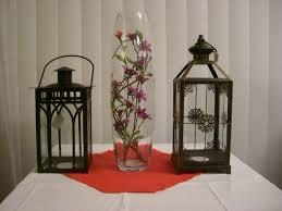 Lantern Centerpiece Mixing Floral And Lantern Centerpieces Weddingbee