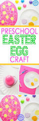 preschool easter egg craft make it kids activities blog