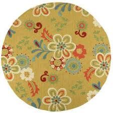 home decorators collection round 7 u0027 and larger outdoor rugs
