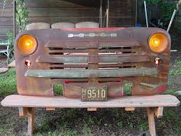 Old Ford Truck Grills - solid and cheap 1953 dodge pickup
