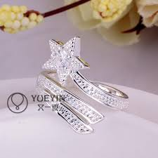 beautiful finger rings images Newest arrival fashion design beautiful jewelry 925 finger ring jpg