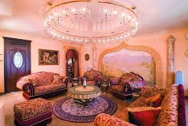 Nice Royal Looking Living Room Interior Design Ideas Home - Interior design living room ideas
