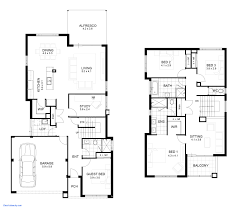 modern home designs plans modern house plans 2 story plan awesome ideas designs