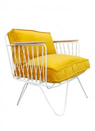 Yellow Velvet Armchair Honoré Décoration Wooden Armchairs Iron Armchairs Design Stools