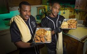 La Kitchen Trading Gang Life For Food Trap Kitchen Serves Up Good In The