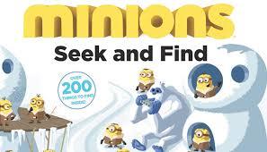 7 picture books minion fans u0026n kids blog