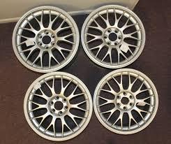 Dodge Viper Gts - 1999 2002 dodge viper gts acr bbs wheels set with caps